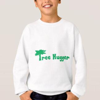 tree more hugger sweatshirt