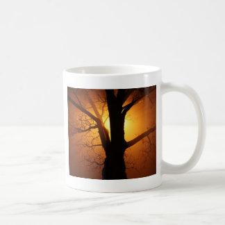 Tree Classic White Coffee Mug