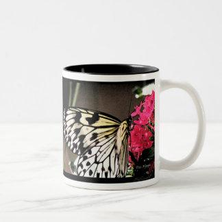 Tree Nymph Butterfly Mug