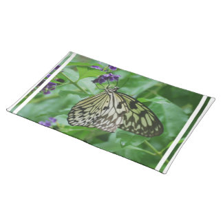 Tree Nymph Butterfly Place Mat
