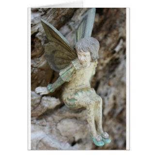 Tree Nymph Card