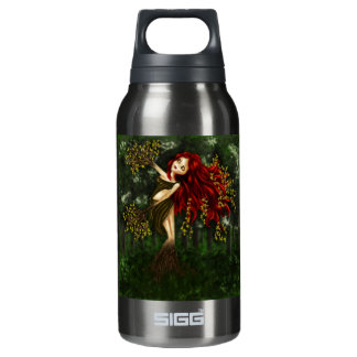 Tree nymph insulated water bottle