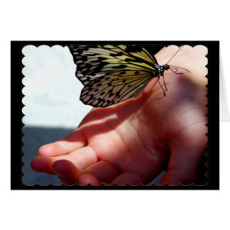 Tree Nymph on Hand Cards