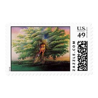 Tree Nymph Postage