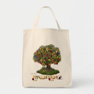 Tree Of Abundance Tote Bag