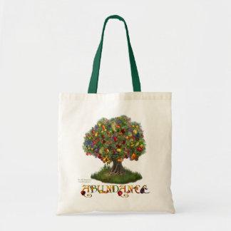 Tree Of Abundance Tote Bags