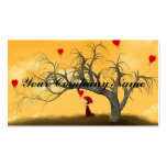 Tree of Broken Hearts Business Card