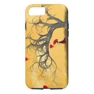 Tree of Broken Hearts iPhone 8/7 Case