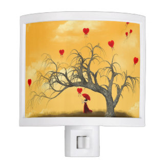 Tree of Broken Hearts Night Light