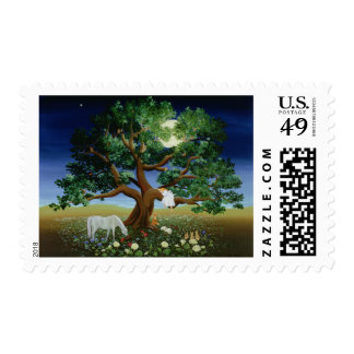 Tree of Dreams 1994 Postage
