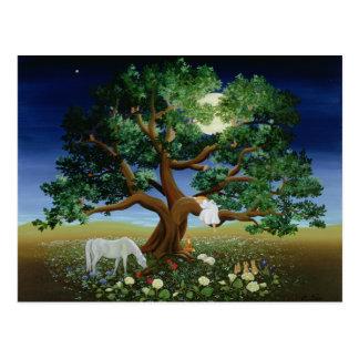 Tree of Dreams 1994 Postcard