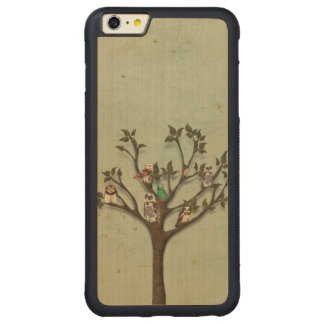 TREE OF FEATHERS Carved iPhone Case