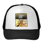 Tree of Gold Mesh Hats
