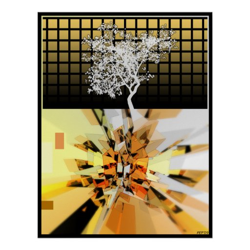 Tree of Gold Poster