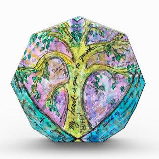 Tree of growth award
