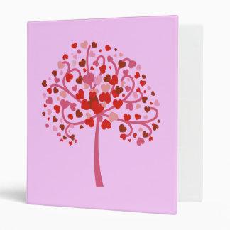 Tree Of Hearts Binder