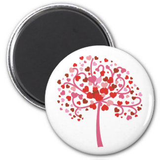 Tree Of Hearts Magnet