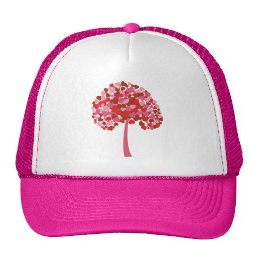 Tree Of Hearts Trucker Hat