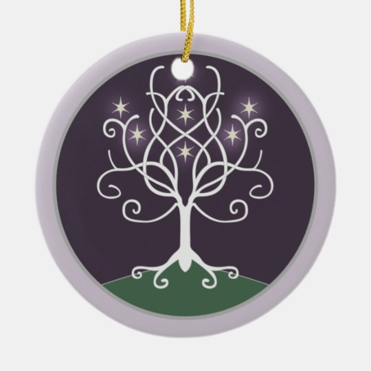 Tree of Hope Ceramic Ornament