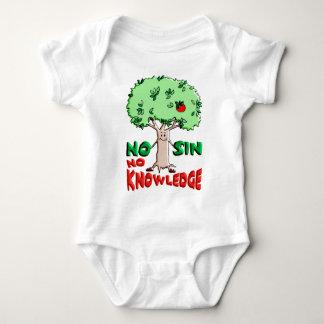 Tree of Knowledge Baby Bodysuit