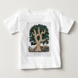 Tree Of Knowledge Baby T-Shirt