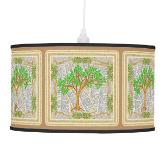TREE OF KNOWLEDGE CEILING LAMP