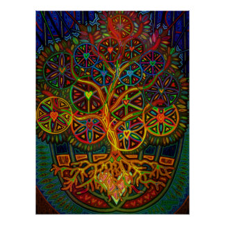 tree OF knowledge digitally - 2012 Poster