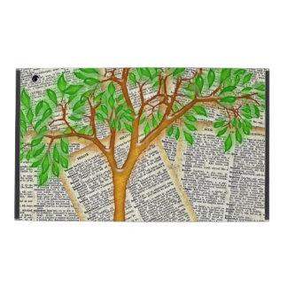 TREE OF KNOWLEDGE iPad CASE