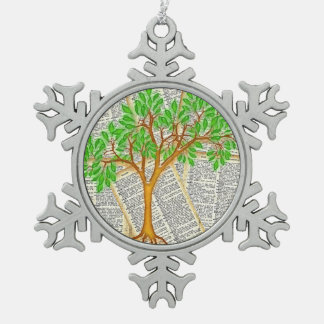 TREE OF KNOWLEDGE ORNAMENT