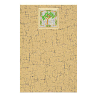TREE OF KNOWLEDGE STATIONERY