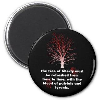 Tree of Liberty Refrigerator Magnets