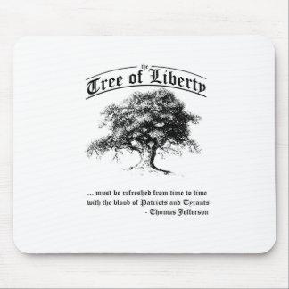 tree of liberty mouse pad