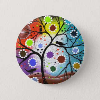 tree of life #22 By Lori Everett Button