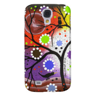 tree of life #22 By Lori Everett Galaxy S4 Cover