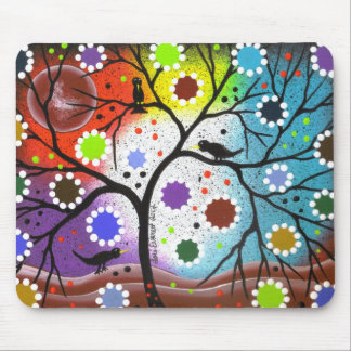 tree of life #22 By Lori Everett Mouse Pad