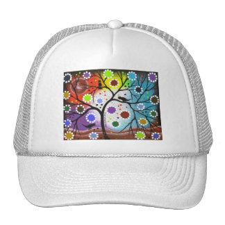 tree of life #22 By Lori Everett Trucker Hat