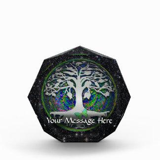 Tree of Life Acrylic Award