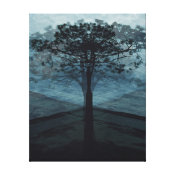 Tree of Life Alone in Peace Canvas Print (<em>$254.40</em>)