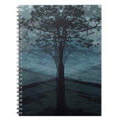 Tree of Life Alone in Peace Notebook (<em>$13.70</em>)