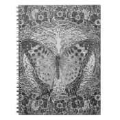 Tree of Life and Butterfly Spiral Notebook (<em>$13.70</em>)
