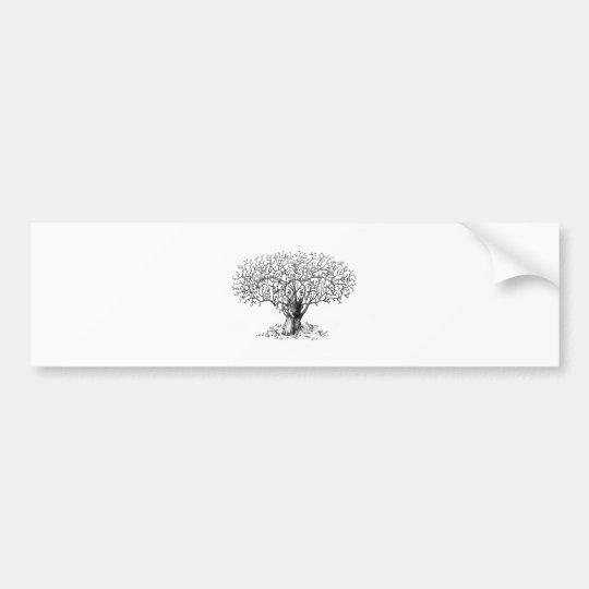 Tree of Life - animals Bumper Sticker