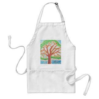 Tree of Life-apron Adult Apron