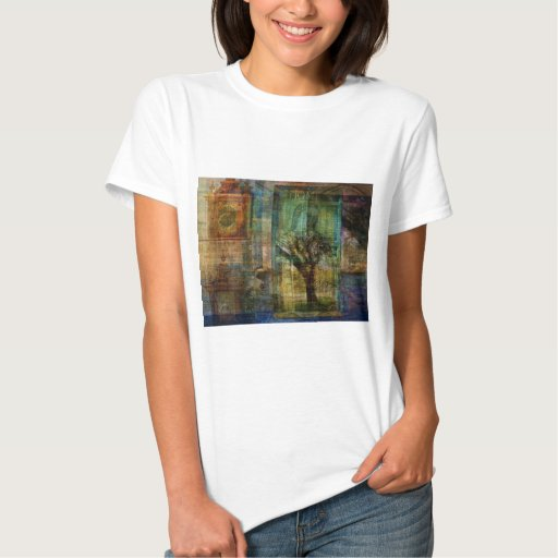 TREE OF LIFE art painting Shirts