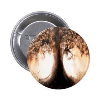 Tree of Life at Sunrise Button