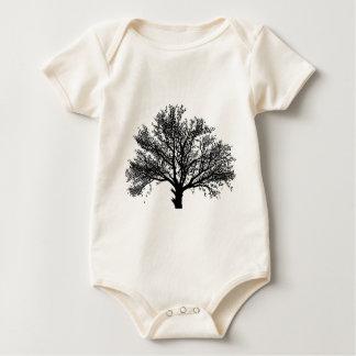 Tree of Life Baby Bodysuit