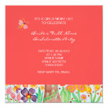 Tree of Life Bachelorette Party Personalized Invitation