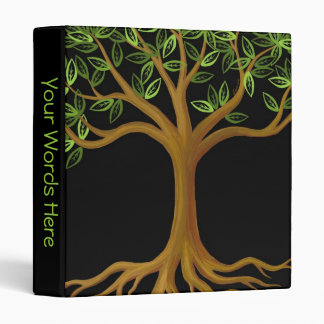 Tree of Life binder
