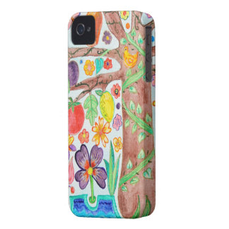 Tree of Life BlackBerry Curve iPhone 4 Cover