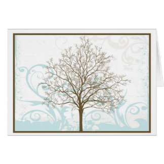 Tree of Life Blank Card