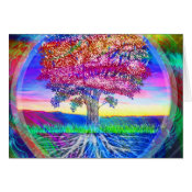 Tree of Life Blessings Card (<em>$3.15</em>)